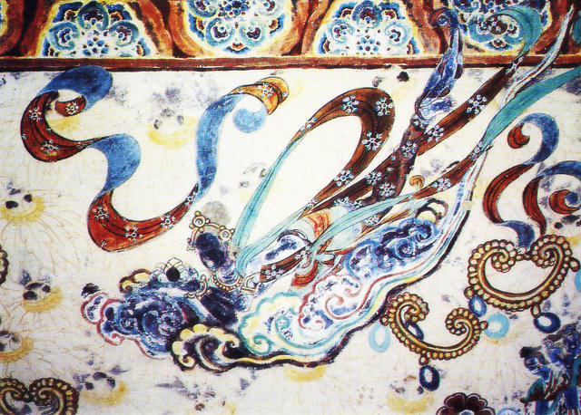 Dunhuang Mogao Grottoes Painting - Silk Road Safari