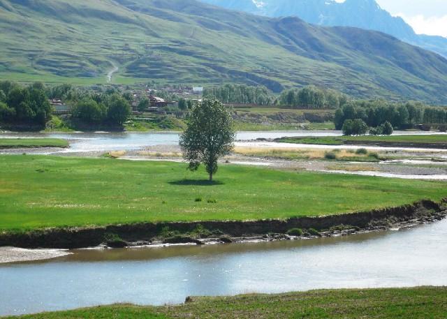 Ganzi Yalayongcuo Lake