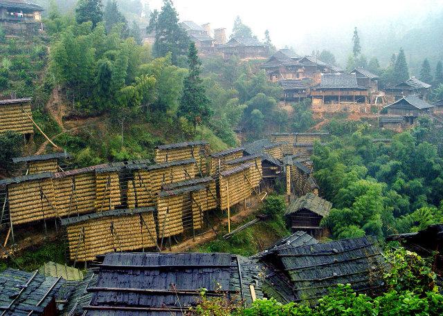 Guizhou Kaili Village