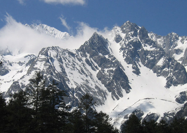 Lijiang Jade Dragon Snow Mountains