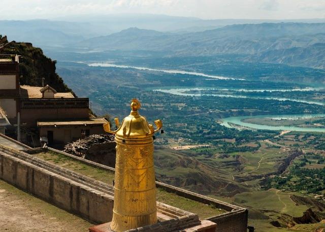 Monastery in Haidong