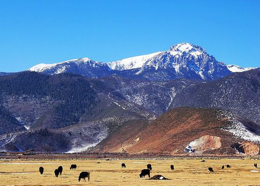 Yunnan Shangri-la
