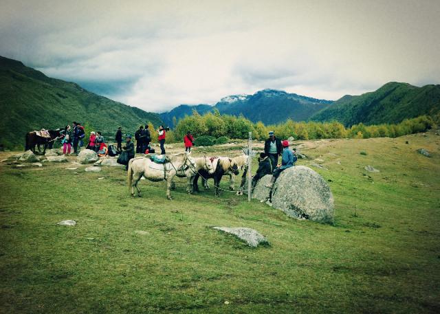 Sichuan Mount Siguniang Changping Valley