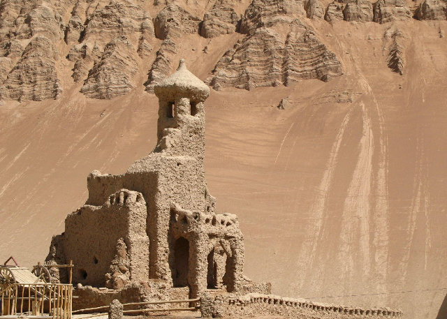 Turpan Karez Well - Silk Road Highlights Tour
