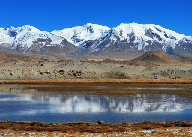 Visit Larakul Lake - Xinjiang Tour Package