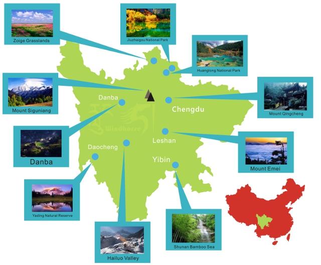 Top 10 Natural Wonders in Sichuan