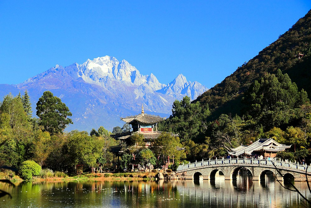 Black Dragon Pool Lijiang