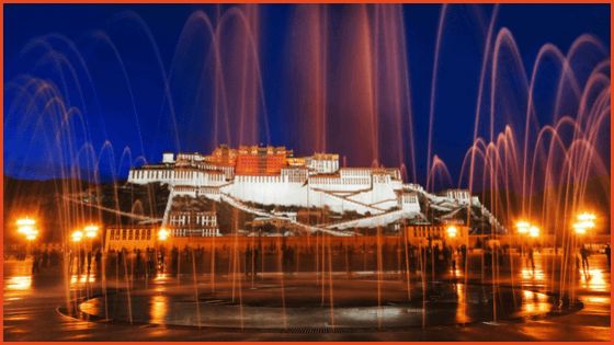 Best time to visit Potala Palace
