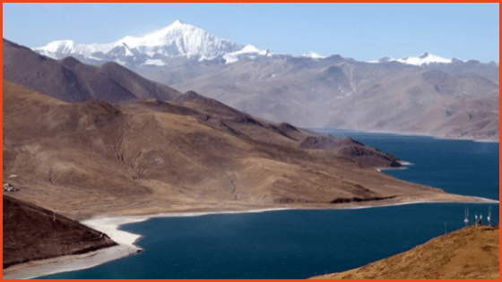 Tibet Travel to Yamdrok Lake