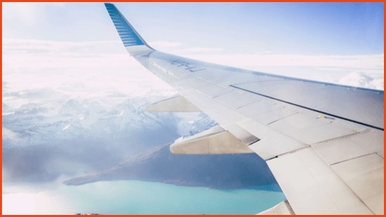 Traveling to Tibet by plane