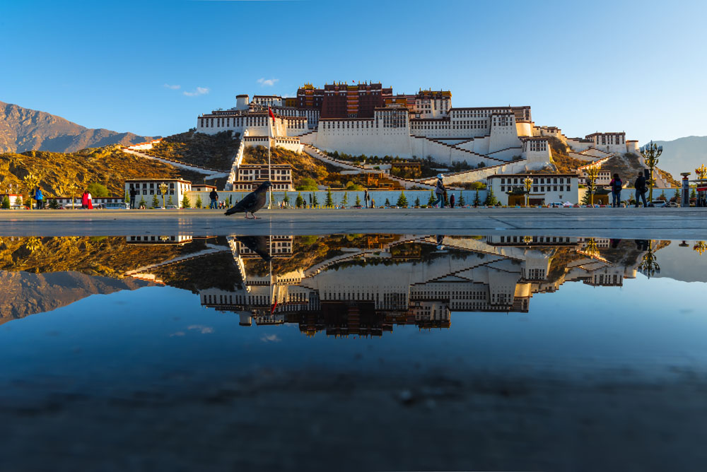 Lhasa Potala Palace