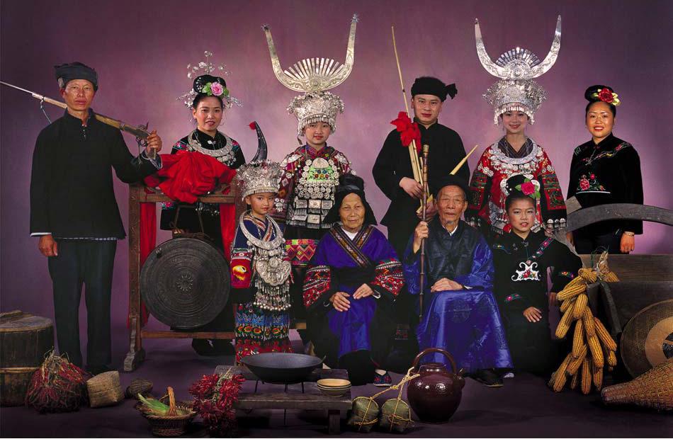 China's Miao Minority - Introduction - Chinese Ethnic
