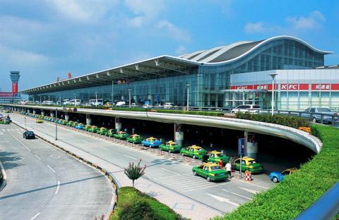 Chengdu Shuangliu International Airport - Sichuan air travel