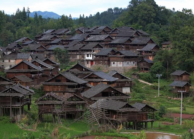 Guizhou Congjiang Village