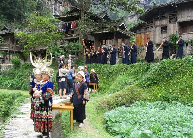 Guizhou Rongjiang Village