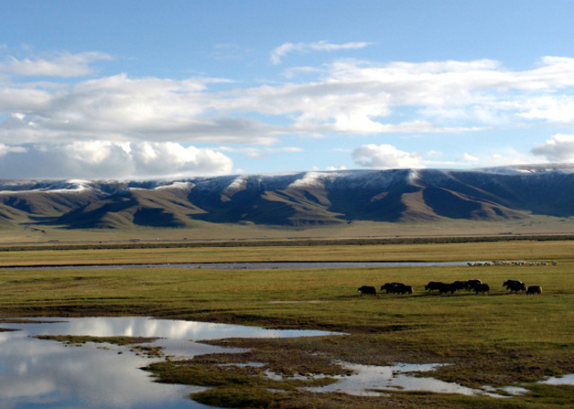 Haixi Mongolian Tibetan Autonomous Prefecture in Qinghai ...