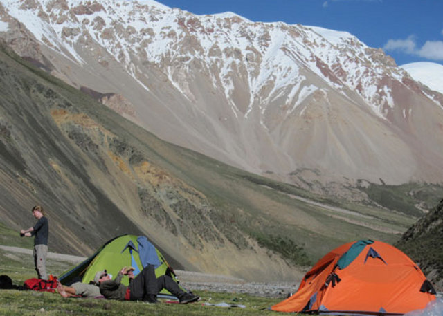 Amnye Machen Camping