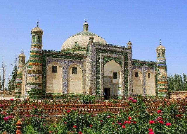 Kashgar Apak Hoja Tomb - Attraction in Silk Road Explorer Tour