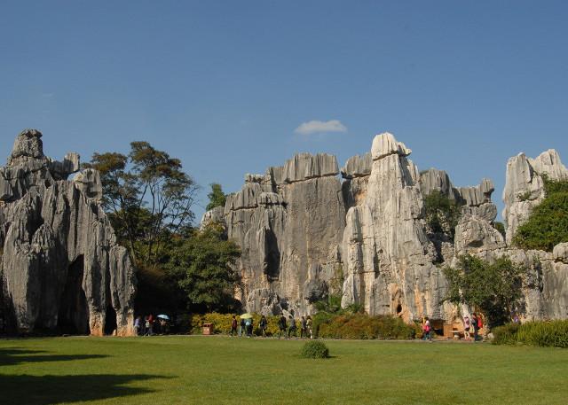 Kunming Lunan Stone Forest
