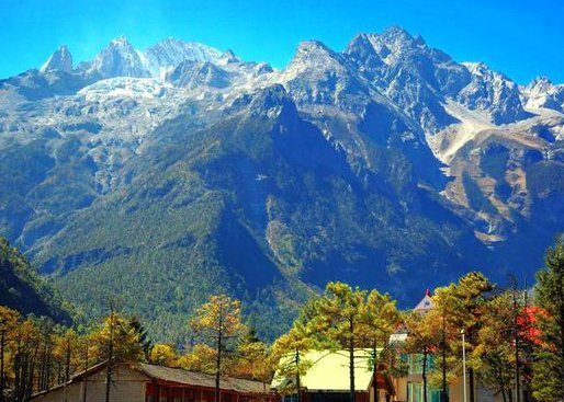 Lijiang Jade Dragon Snow Montains