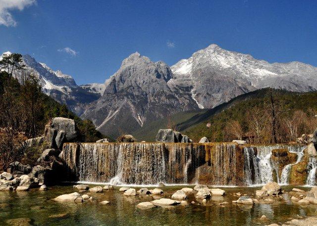 Yunnan Jade Dragon Snow Mountain