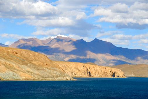 Mother Of Holy Lakes - Lake Mapham Yutso, Tibet