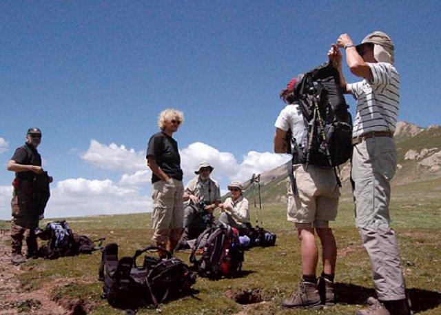 Mount Amnye Machen View