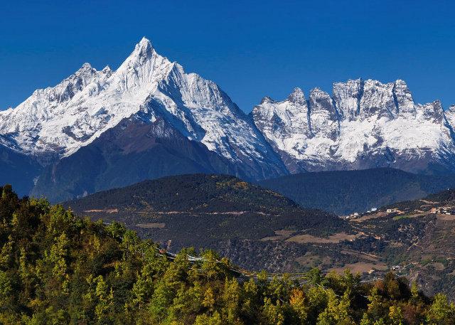 Yunnan Adventure Tour to Mount Meili