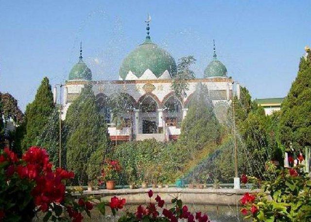 Ningxia Islam Temple