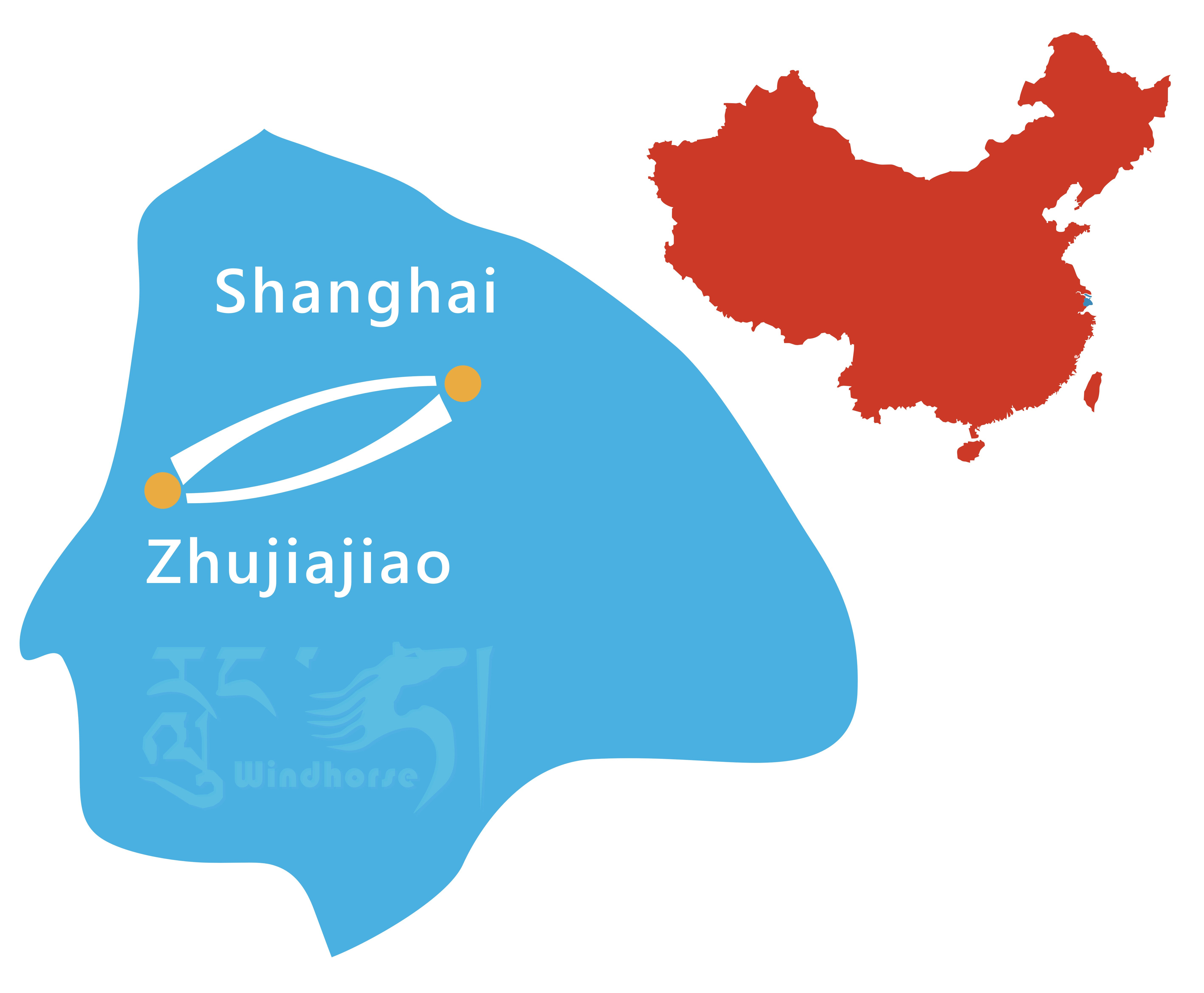 Shanghai Must See Tour Route
