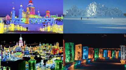 Harbin top attractions