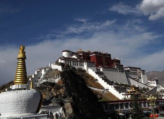 potala Palace - the landmark of Tibet