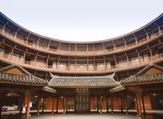 Hakka house Luodai old town