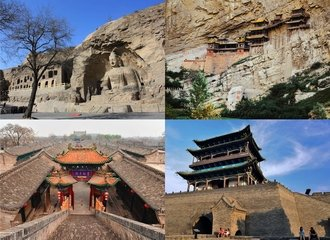 China top destination - Datong & Pingyao