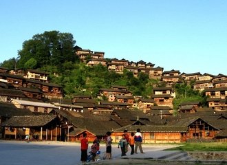 China Village Tour to Guizhou Xijiang