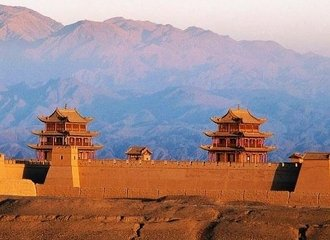 Jiayuguan - Famous Attraction in Silk Road Experience