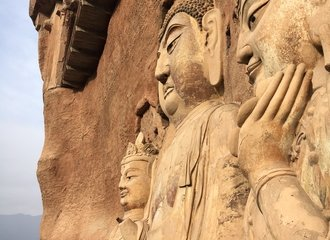 Tianshui Maijishan Grottoes on the Ancient Silk Road