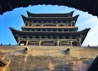 Pingyao ancient town