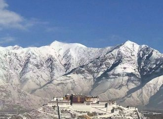 Potala Palace winter