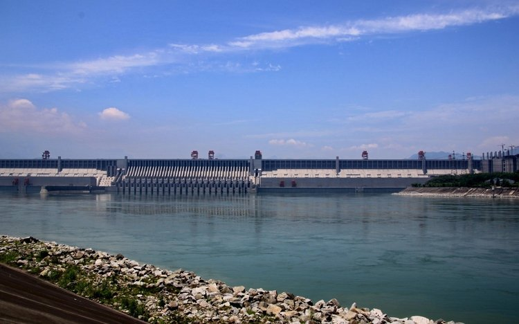 Three Gorges Dam Yichang