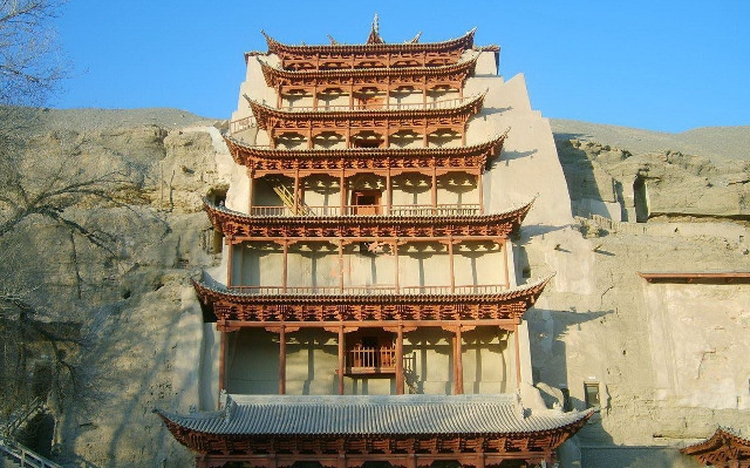 Dunhuang Mogao Grottoes