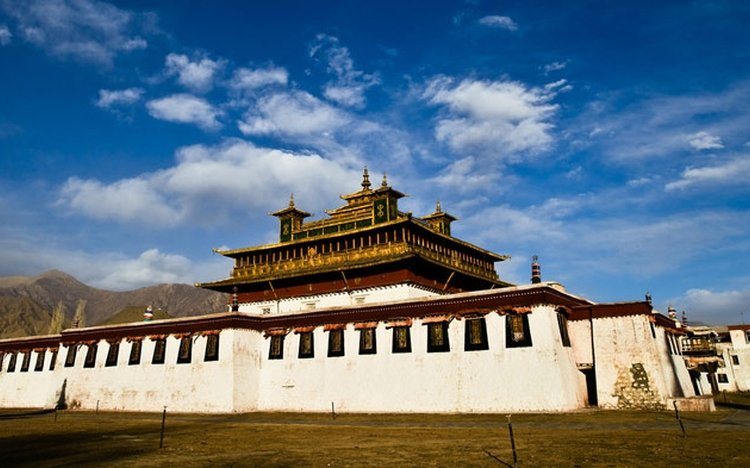 Samye Monastery Great Photo