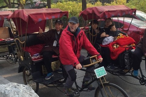 old Hutong tours in Beijing