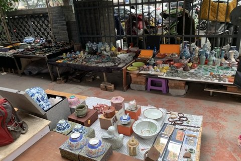songxianqiao antique market
