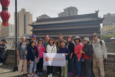 Xian city wall WindhorseTour