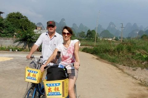 Bike tour Yangshuo