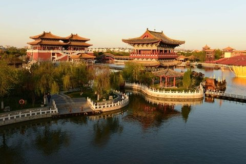 Qingming River Garden