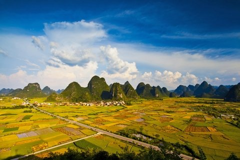 Guilin Autumn