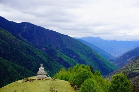 Haizi valley views