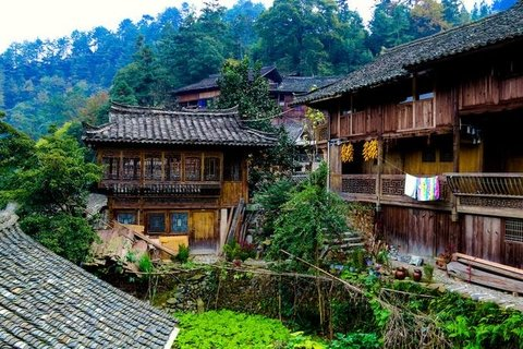 life at Langde Guizhou